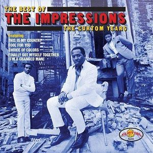 "WE HAVE OUR WINNERS: THE IMPRESSIONS ""THE CURTOM YEARS"" GIVEAWAY!"