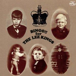 Bingo for The Lee Kings