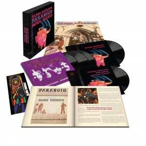 Black Sabbath Paranoid 50 Packshot