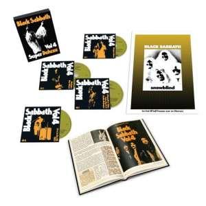 Black Sabbath Vol 4 Packshot