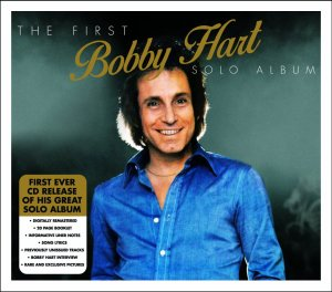 Bobby Hart - First Solo Album
