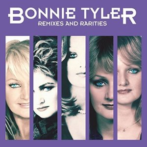Holding On Forever:  Bonnie Tyler Rarities Collected on 2-CD Set from Cherry Red