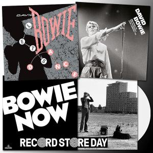 Welcome to the Blackout: Three David Bowie Titles Announced for Record Store Day