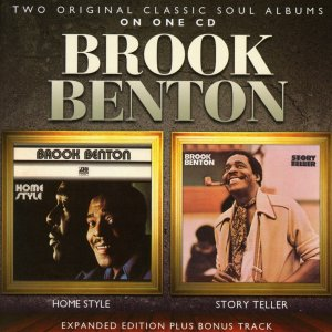 Brook Benton Home Style and Story Teller