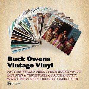 Buck Owens Vintage Vinyl