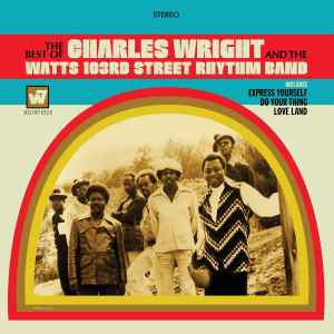 Charles Wright Best Of