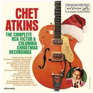 Chet Atkins Complete RCA and Columbia Christmas