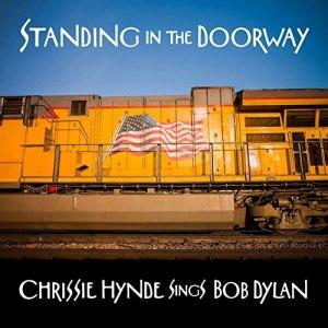 Chrissie Hynde Standing in the Doorway