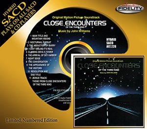 Close Encounters SACD