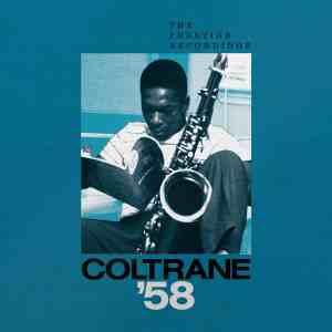 Coltrane58 CD Cover image