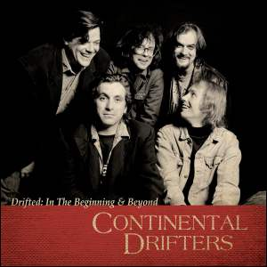 Continental Drifters - Drifted