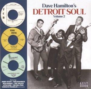 Dave Hamiltons Detroit Soul 2