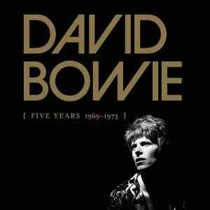 David Bowie - Five Years Cover