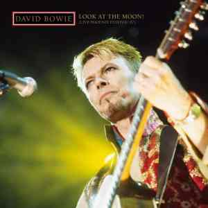David Bowie Look at the Moon