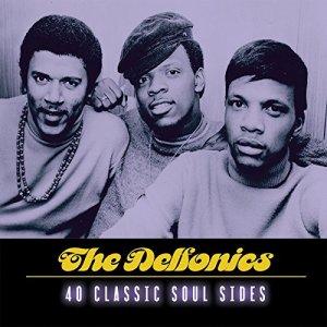 Delfonics 40 Classic Soul Sides