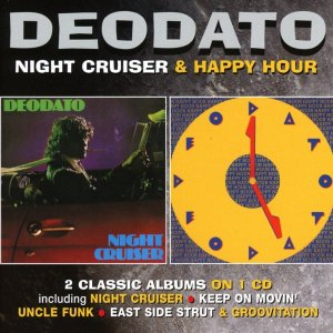 Keep On Movin': Robinsongs Reissues Funky Jazz from Deodato and Fuse One
