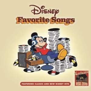 Disney Favorite Songs