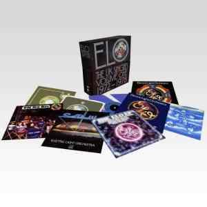 ELO The UK Singles Volume One