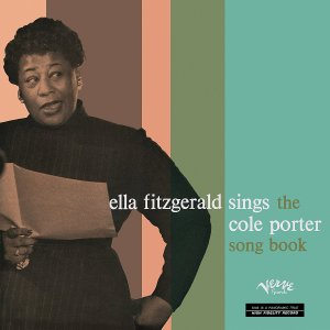 """Ella Fitzgerald at 100: Analog Spark Reissues """"The Cole"""