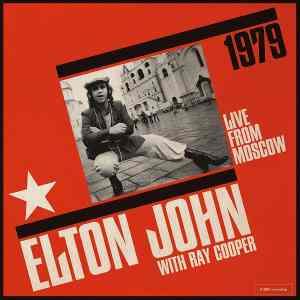 EltonJohnRayCooper LiveFromMoscow1979