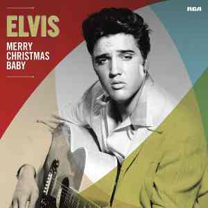 Elvis Merry Christmas Baby