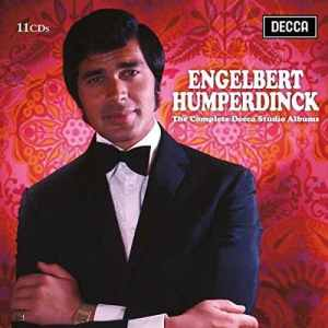 Let Us Love Again:  50th Anniversary of Engelbert Humperdinck's Decca Breakthrough Celebrated with 11-CD Box Set and 2-CD Anthology
