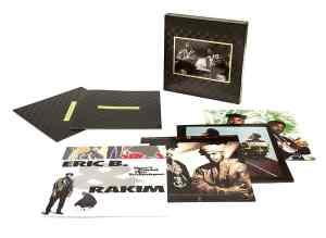 Thinkin' of a Master Plan: Eric B. & Rakim Discography Compiled In Vinyl/CD Box Set
