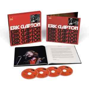 Eric Clapton Packshot