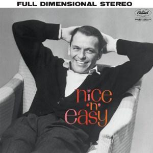 Frank Sinatra Nice n Easy Cover