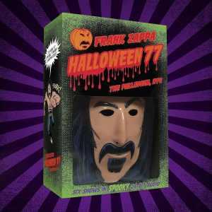 Frank Zappa Halloween 77 Box