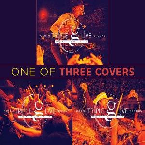 Garth Brooks Triple Live Deluxe