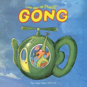 Gong LoveFromThePlanetGong