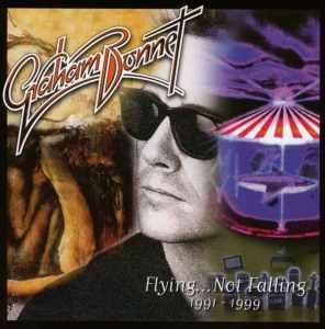 Graham Bonnet Flying Not Falling