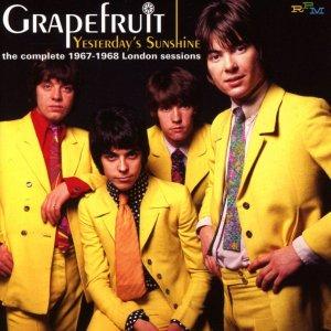 Grapefruit Yesterdays Sunshine