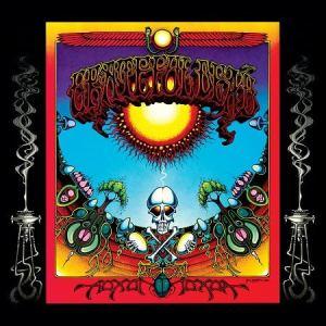Grateful Dead Aoxomoxoa