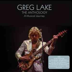 GregLake AnthologyAMusicalJourney 2CD