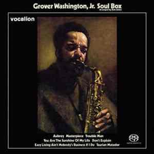 Grover Washington Jr Soul Box SACD