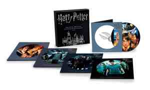 Harry Potter packshot