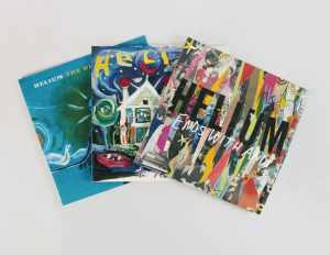 Heliumbundlealbums