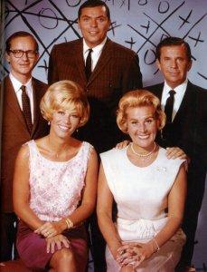 Hollywood Squares Color Original Cast