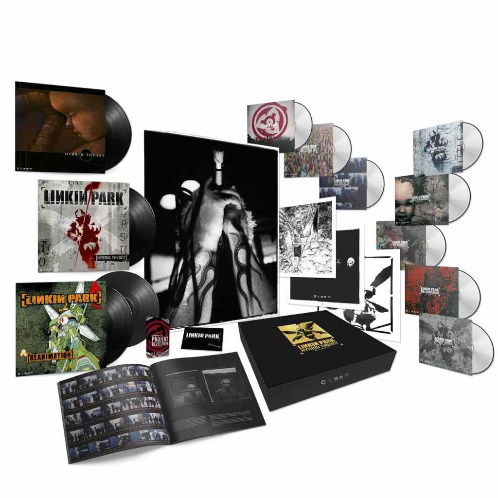 Hybrid Theory super deluxe
