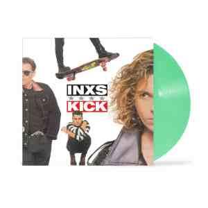 INXS Kick 1LP Green