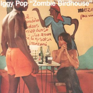 IggyPop ZombieBirdhouse