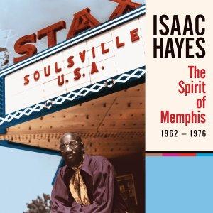 Isaac Hayes Spirit of Memphis