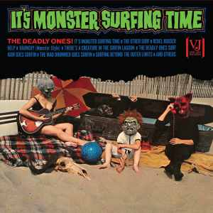 Its Monster Surfing Time