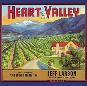 Jeff Larson Heart of the Valley