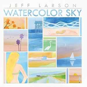 Jeff Larson Watercolor Sky