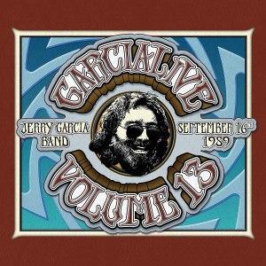 Jerry Garcia Garcia Live Vol. 13