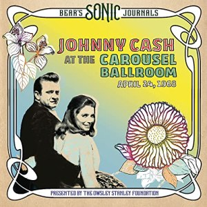 Johnny Cash Carousel Ballroom