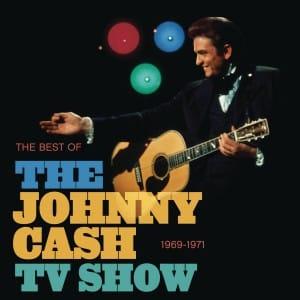 Johnny Cash - TV Show Vinyl